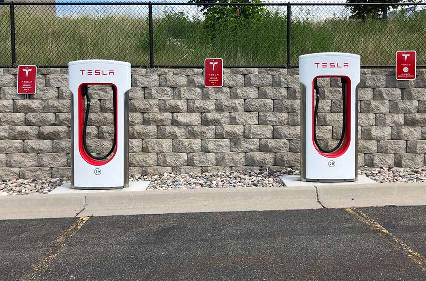 electric vehicle charging station connecticut